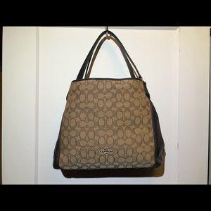 COACH Signature Handbag Purse Women's Authentic